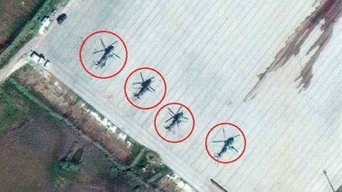 Mỹ phát hiện căn cứ bí mật Nga sánh ngang Hmeimim