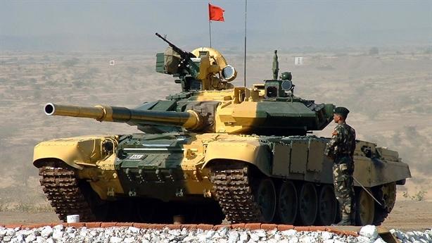Ấn mua 400 chiếc T-90S dù đã có giấy phép sản xuất