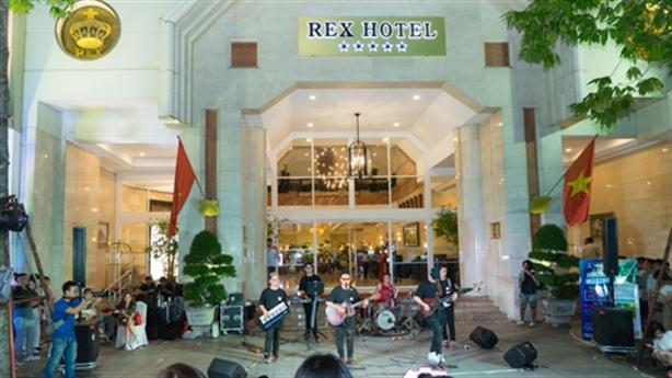 Rex Sài Gòn chào tháng 4 với những ưu đãi đặc biệt