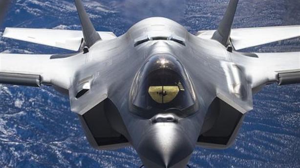 NАТО hoan hỉ mừng 'chiến thắng' đầu tiên của F-35 trước МiG-31