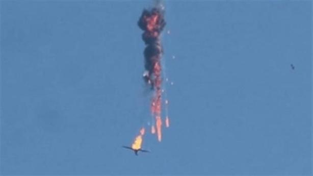 Hy Lạp bắn rụng máy bay Ankara, không cảnh báo nóng