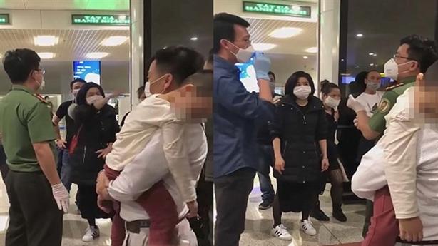 Về tránh dịch, gây náo loạn sân bay: Không quý tộc gì