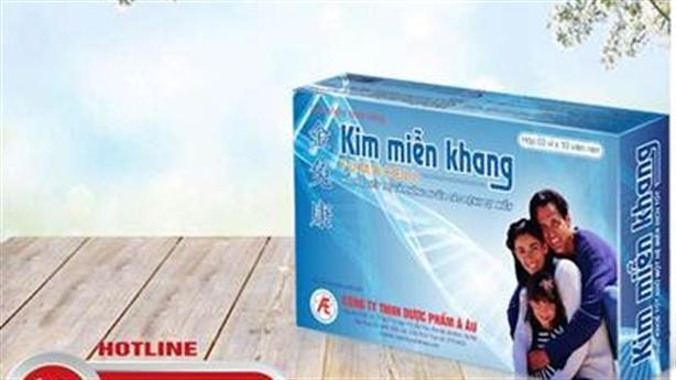 Kim Miễn Khang & Explaq-Giải pháp cho bệnh vảy nến thể mảng