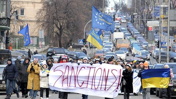 Ukraine tự tin trừng phạt Nga đang phát huy tác hiệu