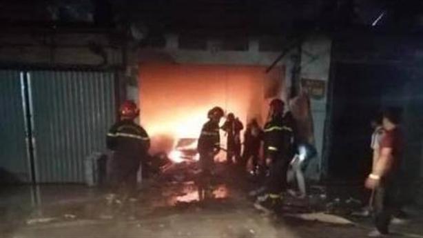 Hỏa hoạn 3 người tử vong: Nhiều lần nhắn dọa giết