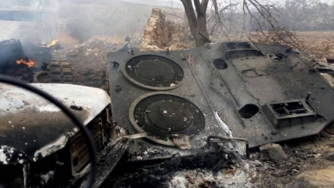 Thổ Nhĩ Kỳ thiệt hại nặng vì bị tập kích bất ngờ