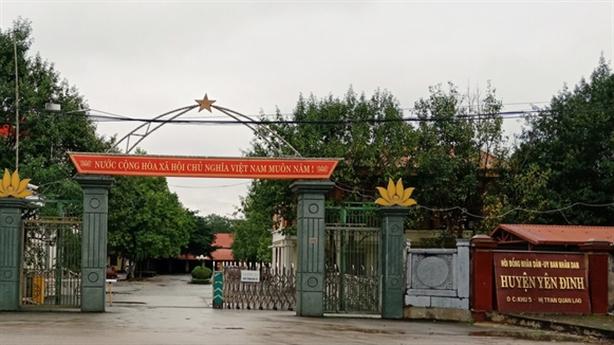 Trung ương vào cuộc một huyện Thanh Hóa nợ 50 tỷ đồng