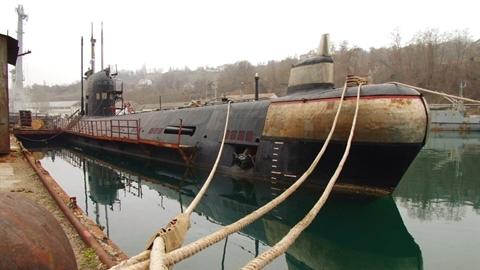 Nga quyết định bất ngờ với tàu ngầm chiến lợi phẩm Ukraine