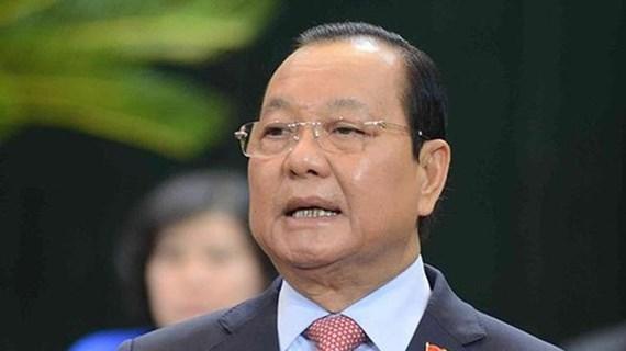Bộ Chính trị cách chức ông Lê Thanh Hải