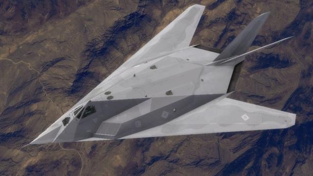 Mỹ đang làm gì với F-117 Nighthawk?