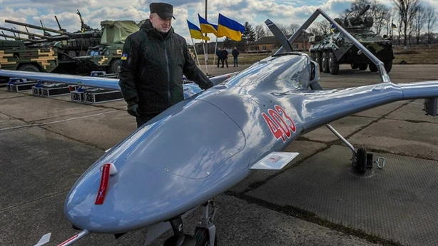 Ukraine dùng Bayraktar đối phó Nga kiểu gì?
