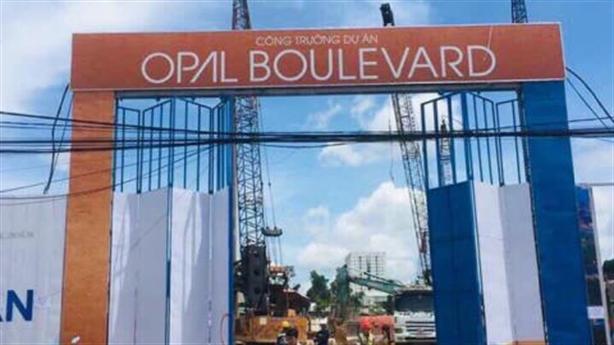 Đất Xanh Group tiếp tục lên tiếng về dự án Opal Boulevard