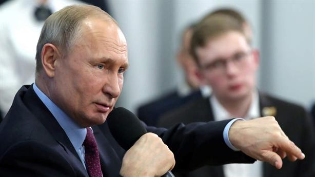 National Interest: Đừng biến Nga thành kẻ thù, bị ruồng bỏ