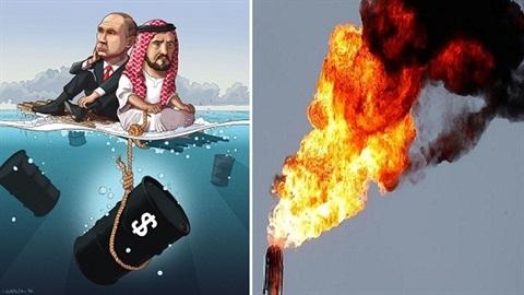 Tố Moscow thù địch, Mỹ muốn hất Nga khỏi OPEC+