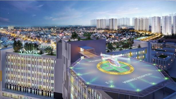 Ra mắt Sapphire Parkville - 'tâm điểm xanh' của Vinhomes Smart City