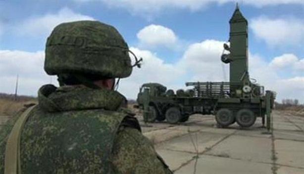 Chiếc ô vô hình chặn đứng NATO nhòm ngó Crimea