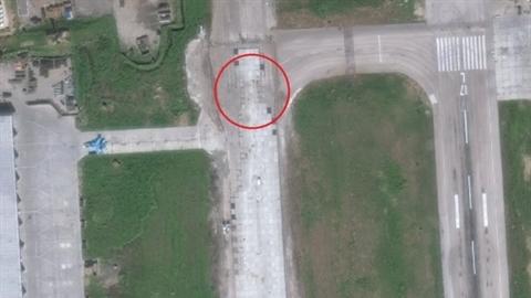 Vệ tinh công bố hư hỏng bí ẩn tại sân bay Hmeimim?