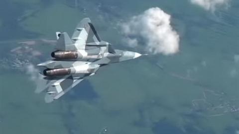 Báo Mỹ chỉ rõ thời khắc 'trỗi dậy' của tiêm kích Su-57