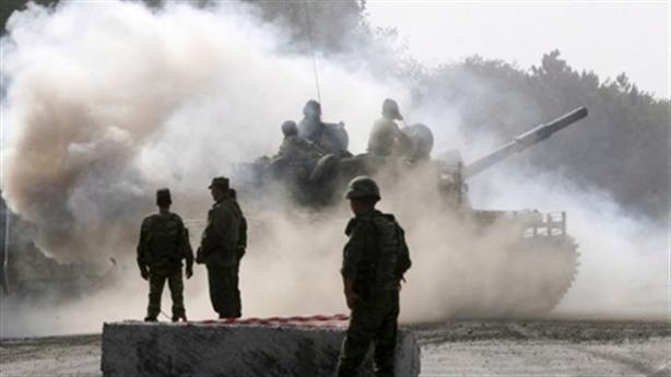 Kịch bản xe tăng Nga vượt biên giới chặn Thổ Nhĩ Kỳ