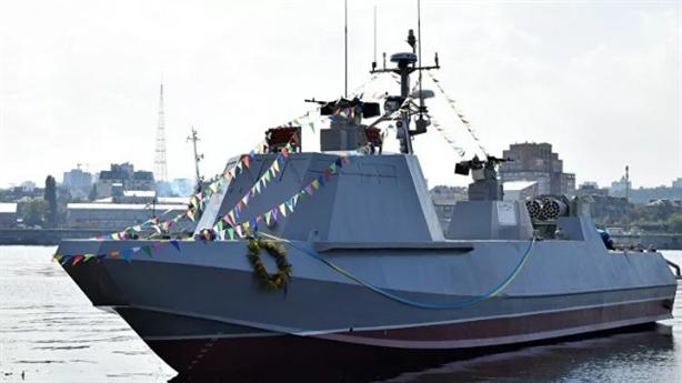 Chuyên gia Ukraine so tàu Kentavr với ngôi mộ tập thể