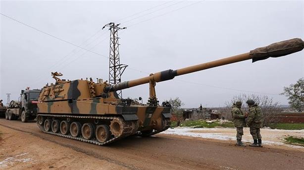 Thổ dồn vũ khí sẵn sàng cho trận chiến lớn tại Idlib