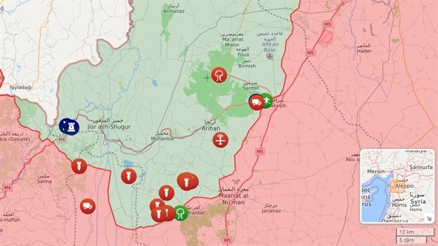 Ông Shoigu tới Syria hạ hồi kết cho Idlib?