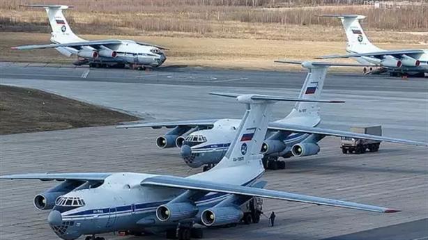 Ba Lan cấm Il-76 cứu trợ qua không phận: NATO câm lặng