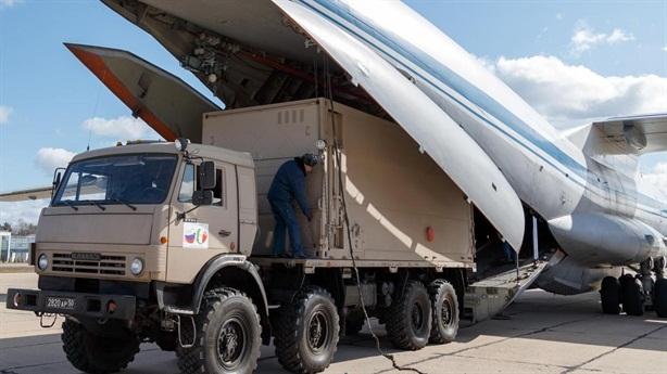 Sao Ba Lan cấm Nga sử dụng không phận cứu trợ Italy?