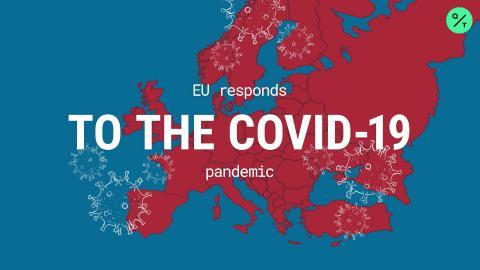 Đại dịch Covid-19 phơi trần sự chia rẽ EU