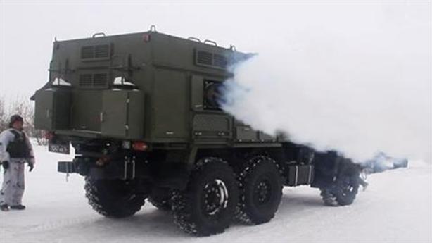 Những thiết bị hiện đại nhất Nga đưa sang hỗ trợ Ý