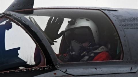 MiG-35 chớp thời cơ hiếm có