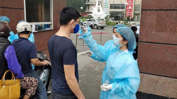 Bệnh nhân Covid-19 133: Lo lây nhiễm chéo ở BV Bạch Mai