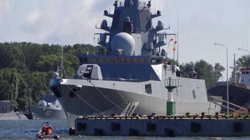 Chiến hạm Nga có thể diệt mọi tàu ngầm Mỹ