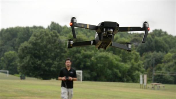 Mỹ quay lại dùng UAV Trung Quốc chặn Covid-19