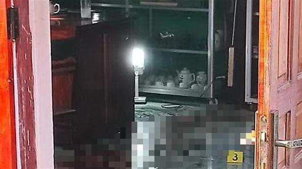 Sư trụ trì bị sát hại: 'Dấu vết dưới nền nhà'