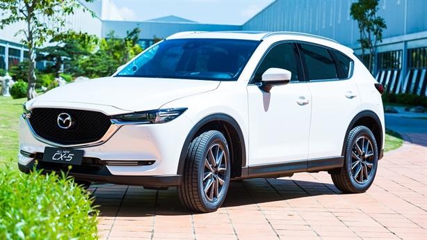 Mazda ưu đãi lên đến 100 triệu trong tháng 3