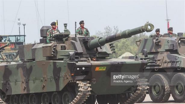 Thổ đưa tăng Kaplan đến chiến trường Idlib?