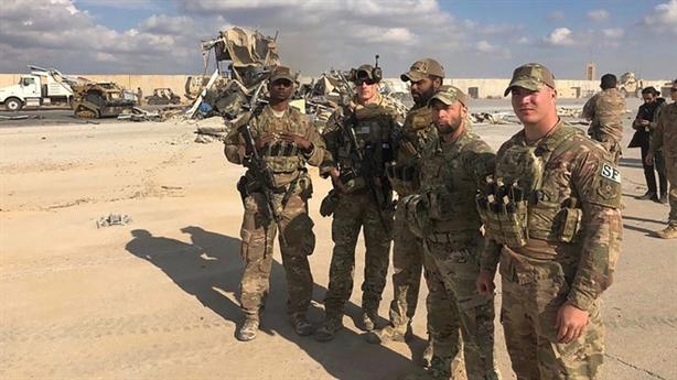 Mỹ co cụm ở Iraq, đồng minh rời chiến trường