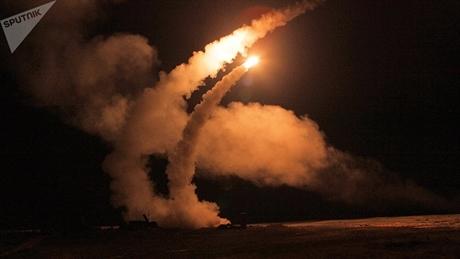 Nga hoàn thành thử nghiệm hệ thống phòng không S-500