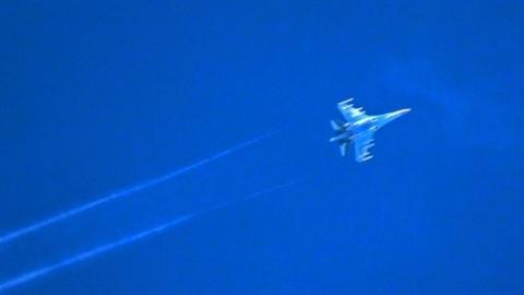 Anh hùng Nga bình luận nguyên nhân Su-27 rơi tại biển Đen