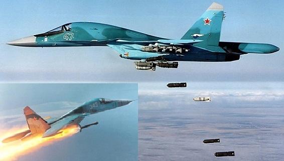 Nga tham chiến ở Syria: Lợi ích không thể đong đếm