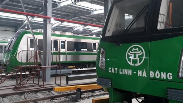 Ông Vương Đình Huệ: Thúc đường sắt Cát Linh sớm hoạt động