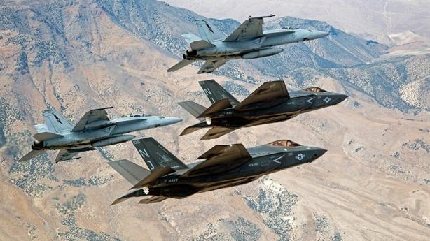 Lựa chọn của Đức sau khi loại F-35
