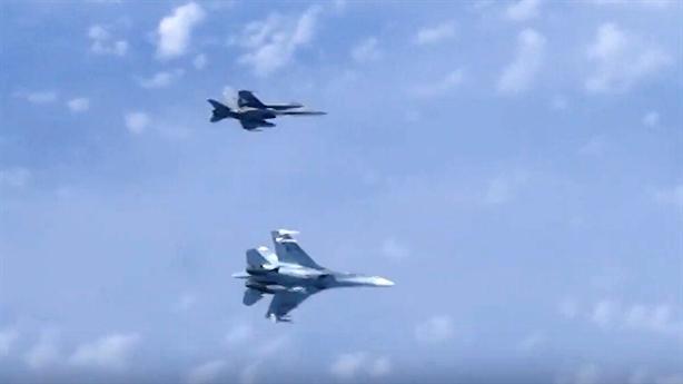 Su-27 rơi không liên quan đến hoạt động của NATO