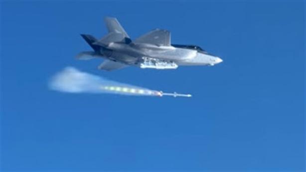 Sự thật F-35 nằm ngửa khai hỏa