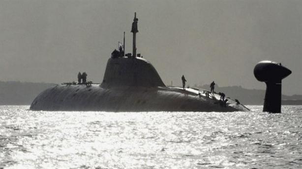 Tàu ngầm K-157 Vepr trở lại biển với đòn đánh tầm xa
