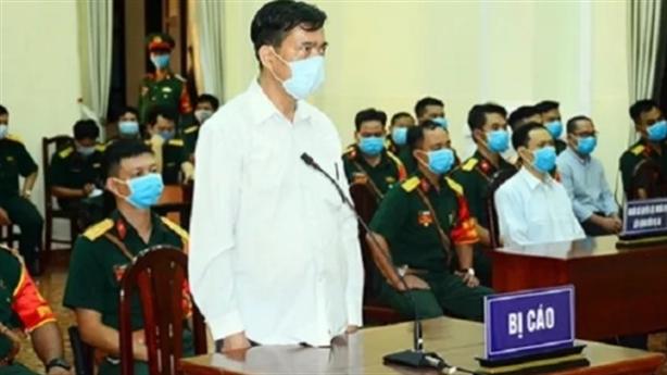 Đại tá Trần Quốc Dũng nhận 20năm tù tội 'nhận hối lộ'