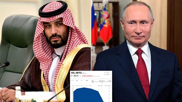 Saudi Arabia có thể gương cờ trắng trước Nga