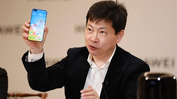 Huawei trình làng điện thoại mới