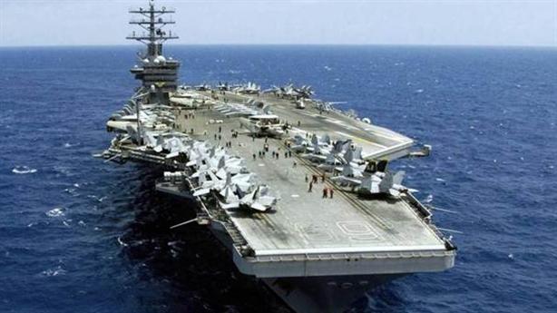 Tổng lượng giãn nước và khả năng tác chiến Hải quân Nga-Mỹ-Trung